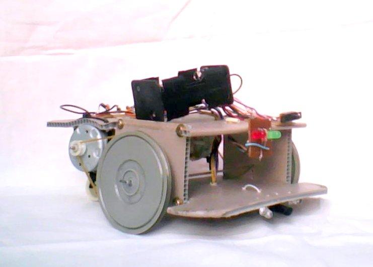 PVC I – robot